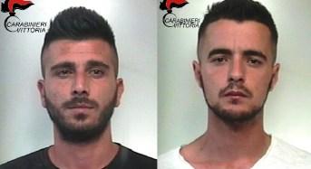 Chiaramonte, tentano estorsione ad un anziano. Arrestati due albanesi
