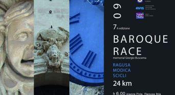 """Settima edizione della """"baroque race memorial Giorgio Buscema"""""""