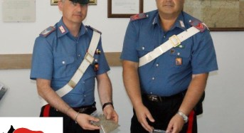Ragusa Ibla. Prova a sfuggire ai Carabinieri, bloccato e arrestato.