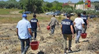 Vittoria e Modica. 3 imprenditori arrestati e 9 denunciati per sfruttamento dei braccianti agricoli