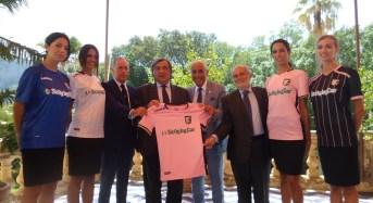 Palermo Calcio, la società Sicily by Car è il nuovo main sponsor