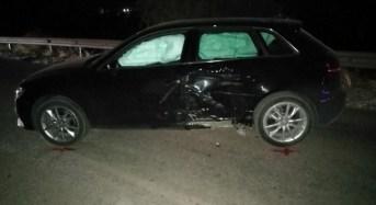 Incidente stradale sulla Modica-Marina di Modica. Motociclista in prognosi riservata