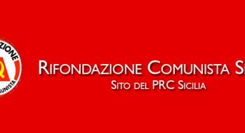 Regionali Sicilia, positivo incontro tra Rifondazione Comunista Sicilia e Sinistra Comune