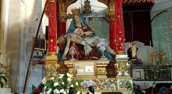 Entrano nel vivo a Monterosso Almo i solenni festeggiamenti in onore di Maria Santissima Addolorata