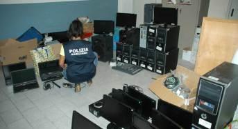 Modica. La polizia di stato scopre gli autori del furto alla scuola di piano Gesù