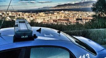 Messina, appicca un incendio nel centro storico della città. In manette pregiudicato