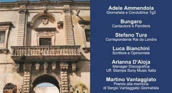 #Salento: ottava edizione del premio Civetta diretto dal giornalista Rai Vito Bruno