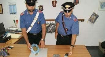 Scicli. Marijuana già pronta per lo spaccio: arrestato dai Carabinieri