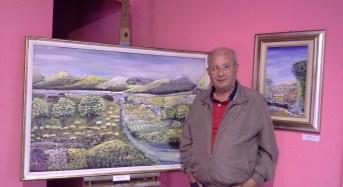 Gli Iblei incantano Torino grazie alle opere di Giovanni Pace