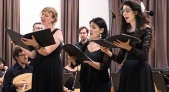 """""""Missa Se la face ay pale"""": Ensemble di Musica Medievale Civica Scuola di Musica Claudio Abbado"""