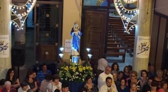Madonna delle Lacrime a Vittoria: Peregrinatio Mariae continua ad essere molto partecipata