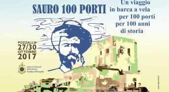 """Sauro 100: """"100 porti per 100 anni di storia"""""""