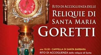 Vittoria. La parrocchia Santa Maria Goretti accoglie le reliquie della sua piccola patrona