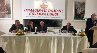Il presidente nazionale del Partito Democratico Matteo Orfini in provincia di Ragusa