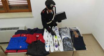 Ispica. Lotta all'abusivismo commerciale: denunciato dai Carabinieri e 4.000 Euro di merce sequestrato