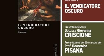"""Modica. """"Il vendicatore oscuro"""": Romanzo noir di Annalisa Stancanelli su Caravaggio"""