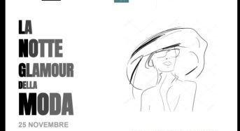 """Il 25 novembre """"Notte Glamour della moda"""" all'Addaura Hotel residence congressi"""
