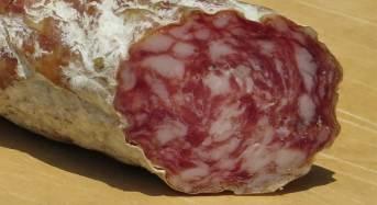 Richiamato salame nostrano per presenza di Salmonella. Non consumare e riportare al punto vendita