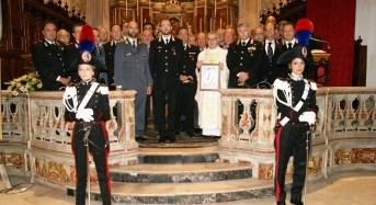 Vittoria, l'Arma dei Carabinieri celebra la Virgo Fidelis