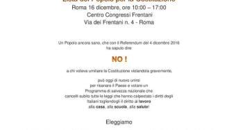 Domani a Roma la prima assemblea nazionale della lista del popolo diIngroia-Chiesa