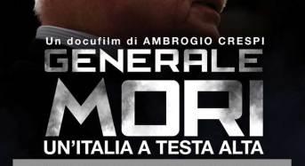"""Il docufilm """"Generale mori. Un'italia a testa alta"""" presentato alla camera dei deputati il 4 dicembre alle 12:00"""