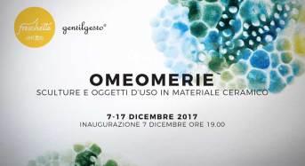 Palermo. Omeomerie: Sculture e oggetti d'uso in materiale ceramico