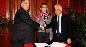 """Gli studenti dell'Istituto Toscanini di Ribera """"a lezione"""" al Teatro Massimo"""