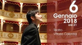Vincenzo Baglio e il suo virtuosismo pianistico al Vittoria Colonna
