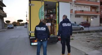 Vittoria. La Polizia di Stato arresta pluripregiudicato per furto in flagranza di reato
