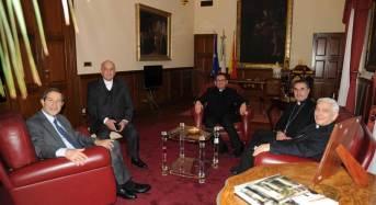 Musumeci ha ricevuto vertici conferenza episcopale siciliana