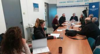 I titolari di agenzie di viaggio della provincia di Ragusa a confronto con i vertici regionali Confcommercio e della Fiavet