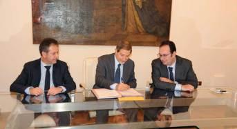 Musumeci firma intesa: 38 mln per comuni Madonie