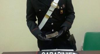 Scoglitti. Lotta allo spaccio di droga: carabinieri arrestano un pusher con oltre un etto di hashish.