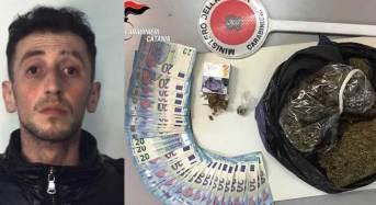 Catania. Spacciatore di marijuana arrestato nel centro storico catanese