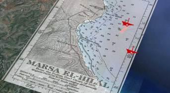 14 relitti della II guerra mondiale scoperti tra Tunisia e Libia. Conferenza di Jean Pierre Misson all'Arsenale della Marina Regia