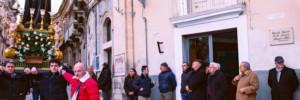 A Ragusa Ibla prime tre processioni delle confraternite per il rito del Quarantore che prosegue anche oggi e si concluderà domani sera