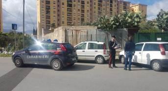 Palermo. Controlli dei carabinieri in città: 6 parcheggiatori denunciati