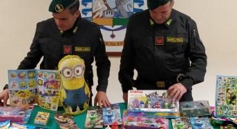 Catania. Sequestrati oltre 170.000 articoli contraffatti