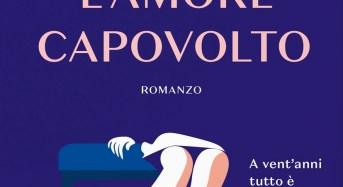 """Lo scrittore e attore sicilianoCorrado Fortuna a Palermo e Catania per presentare """"L'amore capovolto"""" in uscita per Rizzoli"""
