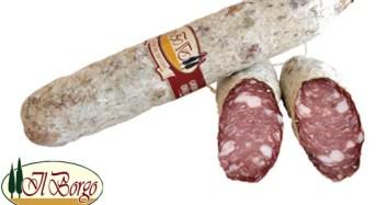 """Salmonella nel salamino toscano """"Il Borgo"""": ritirato dagli scaffali. Allerta del Ministero della Salute"""