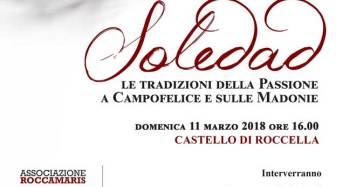 """Al Castello di Roccella il seminario """"Soledad. Le Tradizioni della Passione a Campofelice e sulle Madonie"""""""
