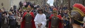 Riuscita al sacro cuore di Gesù a Ragusa la prima edizione della via crucis vivente