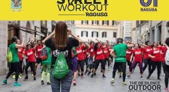 Street workout  a Ragusa Ibla, aperte le iscrizioni. Appuntamento il prossimo 20 Maggio