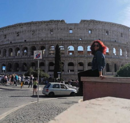 Roma Sapienza Üniversitesi Öğrencisi
