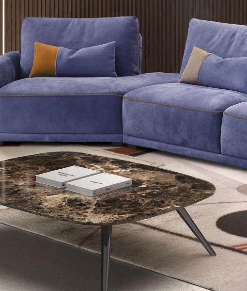 marbella marble coffee table