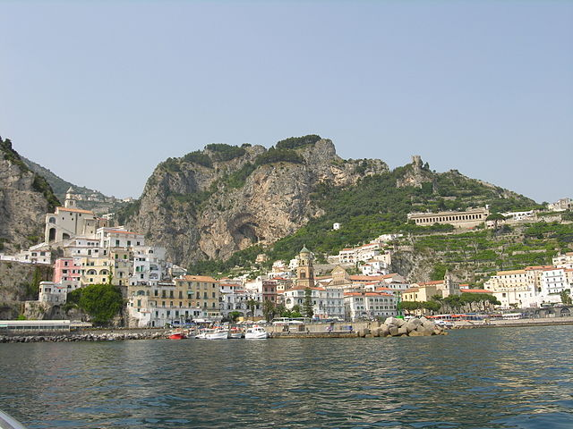 Sagre and Food Festivals on the Amalfi Coast