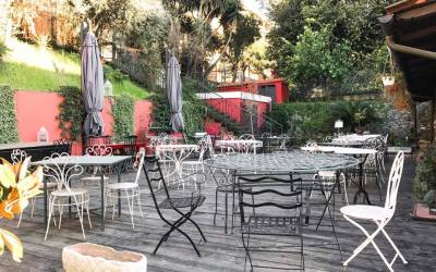 Al fresco dining in Rome, our top 10 list