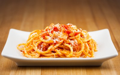 The best places for Amatriciana in Rome
