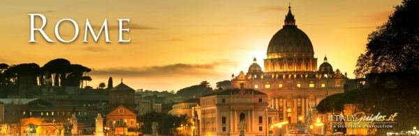 Travel guide of Rome Italy - History, facts, top ...