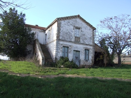 Typical Old Farmhouse In Abruzzo ITALY Magazine
